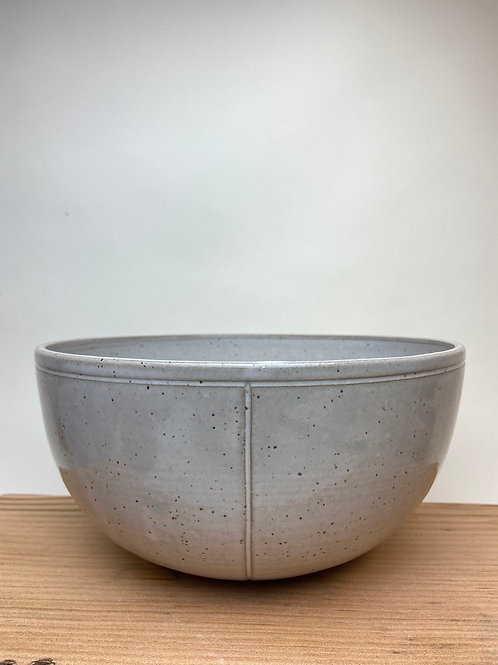 A Line Runs Throught It, Serving Bowl