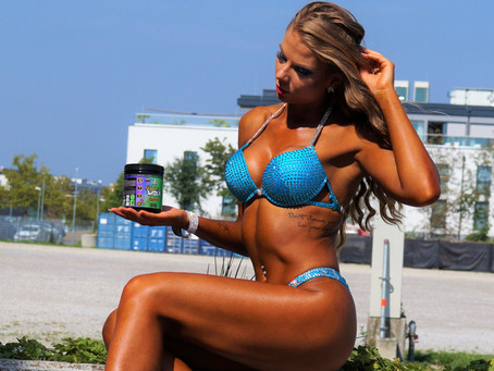 Creatine - more muscle strength & size