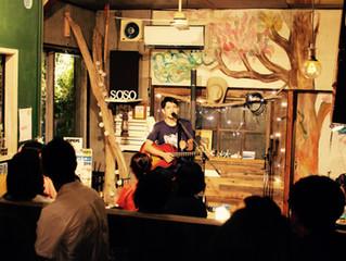 ありがとうMUSIC CAFE SOSO!