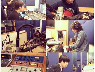 長野ライブ〜バンドREC1日目