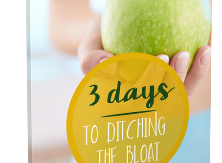 3 things you can do to improve your health….