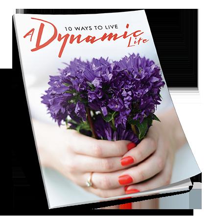 10 Ways to Live a Dynamic Life, Magnolia Massage & Wellness