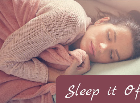 Essential Oils to Sleep Soundly