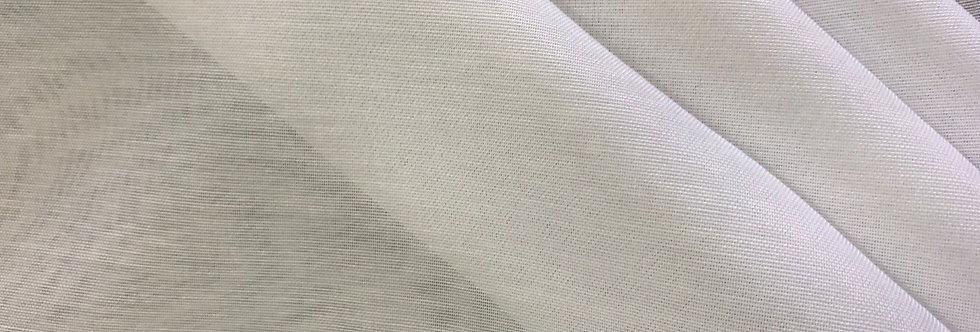 White Sheer Woven