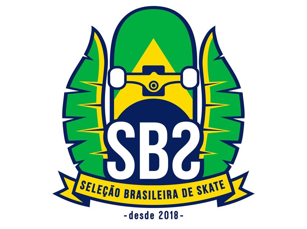 Seleção Brasileira de Skate