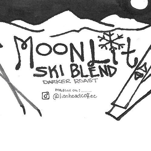MoonLit Ski Blend- Washed Process - 12oz Whole Bean