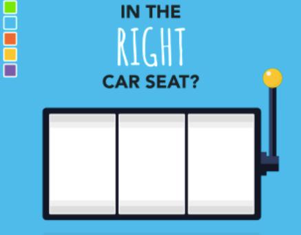 Beep Beep! It's Child Passenger Safety Week