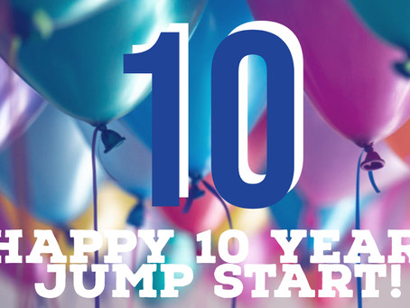 Happy Birthday Jump Start!