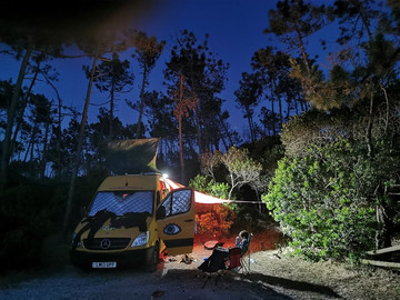 Vanlife Day 13 and 14 - Portugal Further South