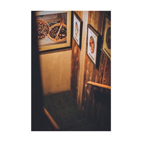 A Warm Hallway
