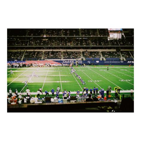 Cowboys Vs. Giants