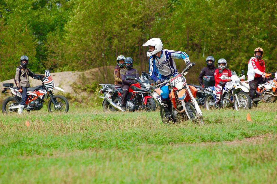 école de moto MXPRO double-usage