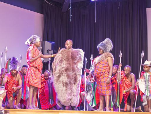 The Installation Of The Kitwek Association President as a Kalenjin Elder