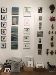 Le petit marché de l'art La galerie du rayon vert 2020