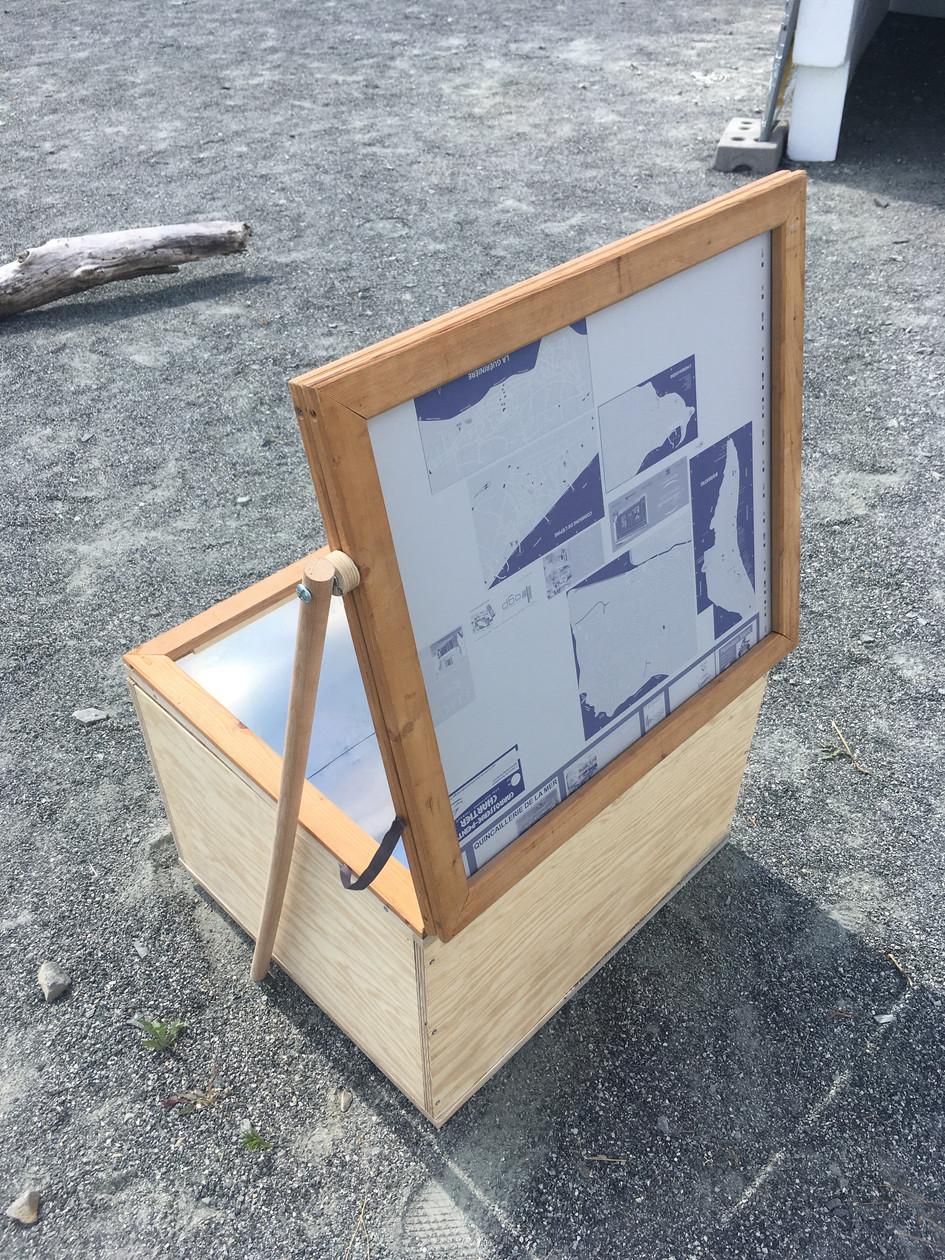 Faire vite 2020 - Création d'un four solaire avec Aïda Lorrain