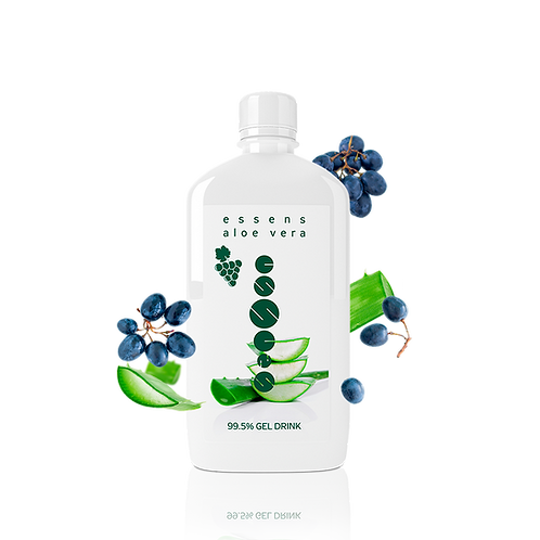Aloe Vera 99,5% питьевой гель - виноградный