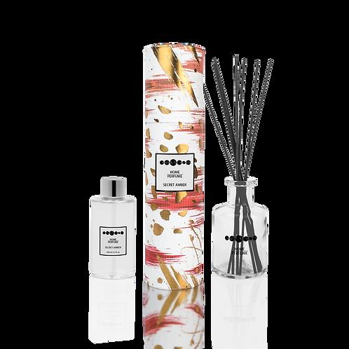Home Perfume Secret Amber - сет