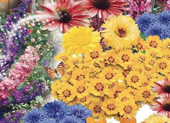Fleurs sauvages (semences)
