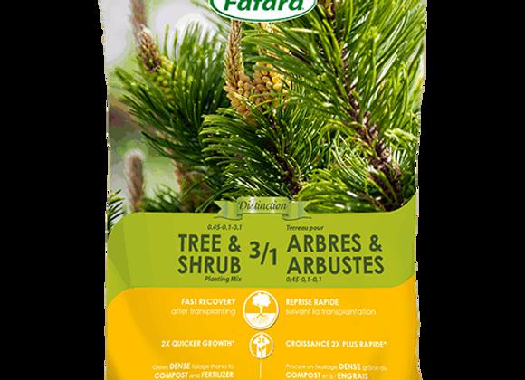 Terreau 3/1 pour arbres et arbustes
