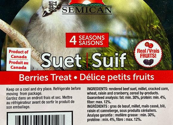 Suif - délice petits fruits
