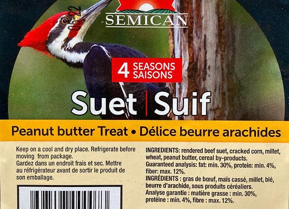 Suif - délice beurre d'arachides