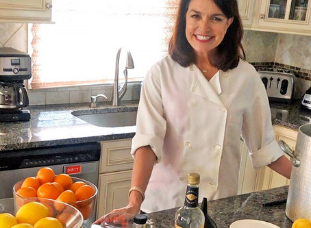 When Given Lemons, Make Limoncello