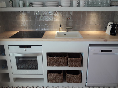Microciment Kitchen