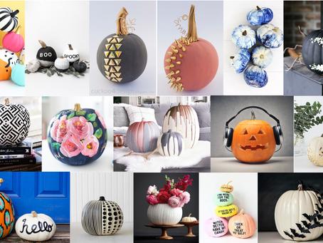 15 Designer Approved Pumpkins