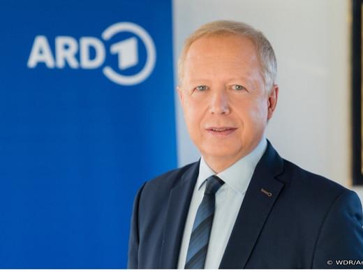 ARD-Chef Buhrow wagt den Blick in die Zukunft