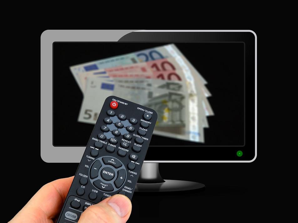 Rundfunkgebühren und Finanzen