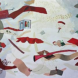 """arte latino Carmela Piñon alumna de Iturria"""