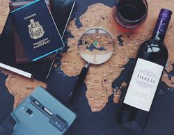 Viajar pelo mundo?