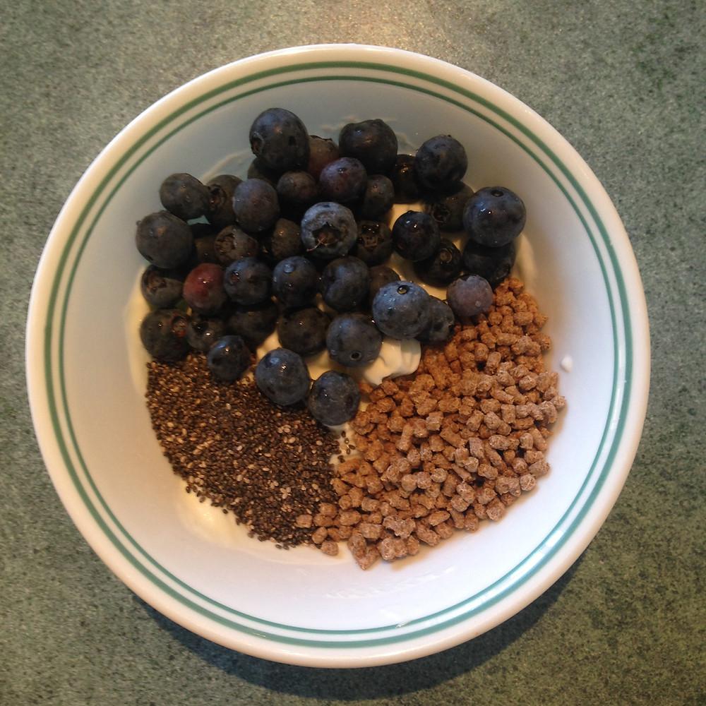 Greek Yogurt Breakfast Bowl