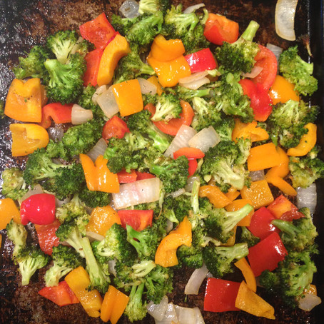 Oven-Baked Vegetables Recipe