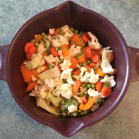Chicken and Lentil Stir Fry Recipe