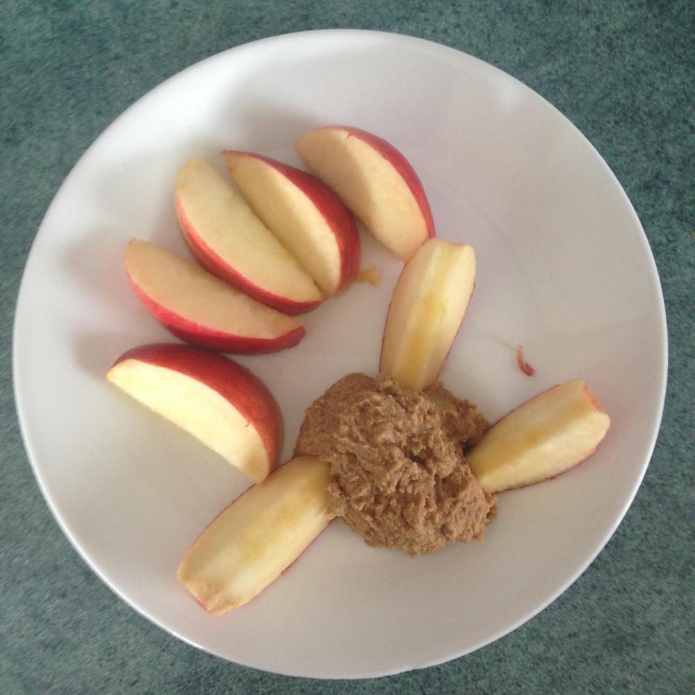High Protein, High Fibre Fruit Dip