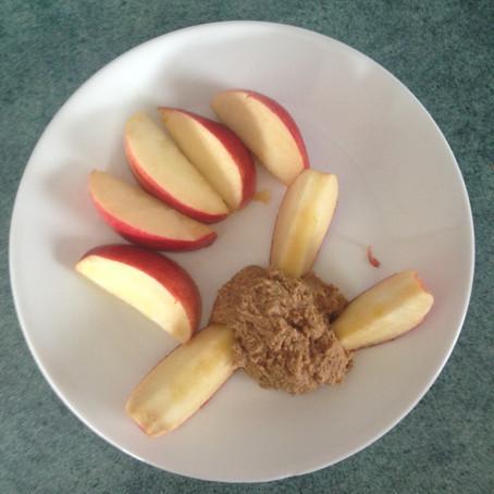 High Protein, High Fibre Fruit Dip Recipe
