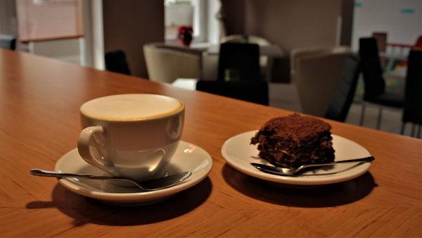 Kavárna Budoucnosti Italská káva