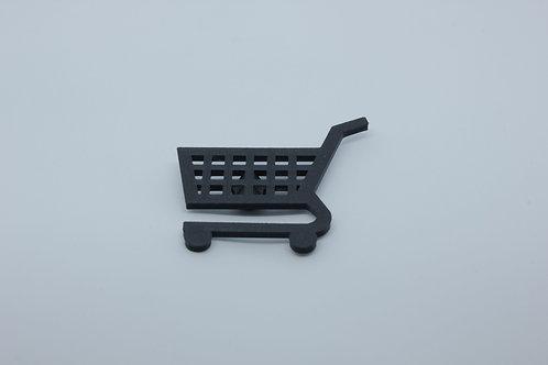 Magnet – nákupní košík