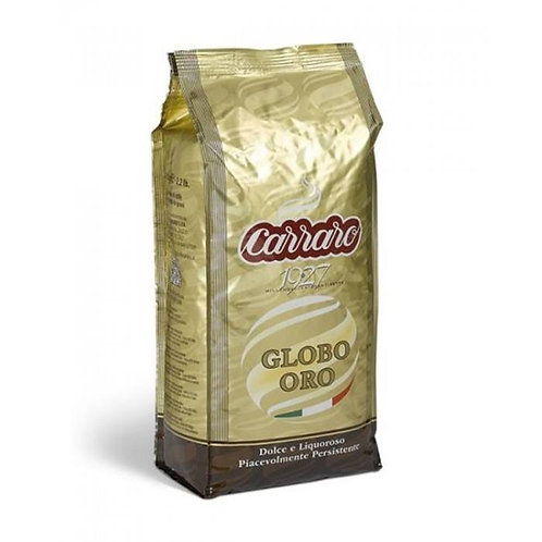 Zrnková káva: směs Globo Oro