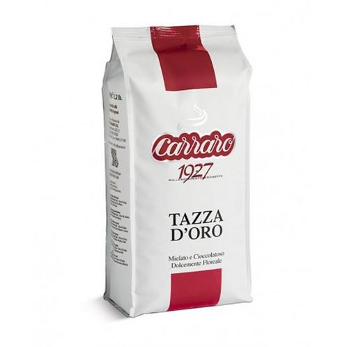 Zrnková káva: směs Tazza d´ORO