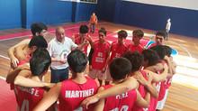 Torneo UC Basket 5ta. Fecha