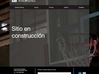 Basquetín comienza el 2019 con nuevo sitio web