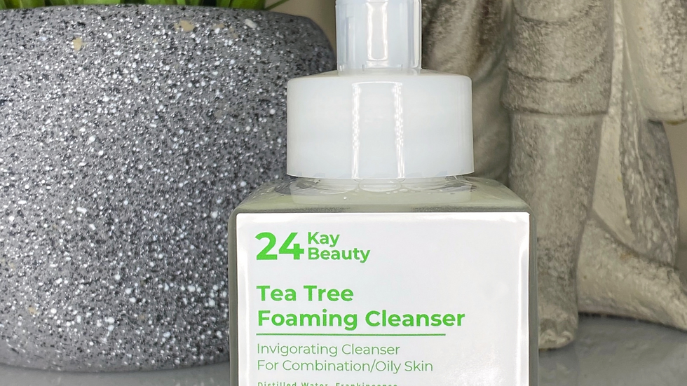 Tea Tree Foaming Cleanser