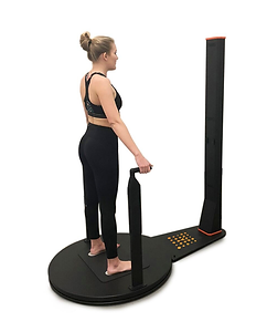 Fit3D body scanner body fat test