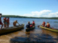 Paddling at Sandy Lake - SLCA.jpg