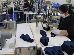 Bez maske ihracatında ilk hedef 100 milyon dolar