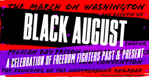 Black August appeal for our collective liberation