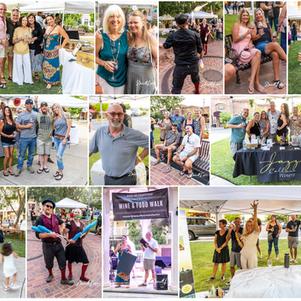 "Best of Calaveras ""Wine & Food Walk"" Winners Announced!"