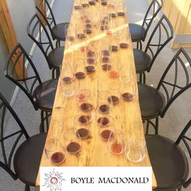 Boyle MacDonald Wines - Tasting Certificate $100 Starting Bid